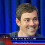 Atomic Fiction CEO Kevin Baillie on his work in the visual effects industry