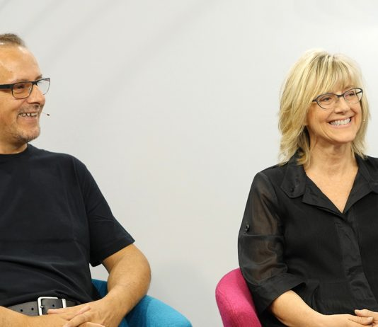 Mettle Co-Founders Nancy Eperjesy and Chris Bobotis share their journey at Mettle which has been delivering quality content to it's clients since 1992 during this waskul.tv interview