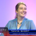 Kitfox Games Creative Director Tanya Short at GDC 2016 during this interview which was featured during our live broadcast on Waskul.TV