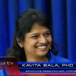 Cornell University Professor and graphics researcher Kavita Bala in StudioXperience at SIGGRAPH 2015 to talk about her research.