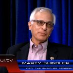 The Shindler Perspective CEO Marty Shindler about current topics in the media and entertainment arena during a StudioXperience interview on Waskul.TV