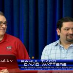 Dell Exec. Director and GM for Dell Precision Workstations, Rahul Tikoo and AMD's Head of Industry Alliances and Pro Graphics David Watters on WS Graphics during a StudioXperience Waskul.TV interview