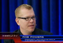 Rob Powers, President of LightWave 3D Group, a Division of NewTek has a wide ranging conversation during SIGGRAPH 2015 in a live Waskul.TV StudioXperience interview
