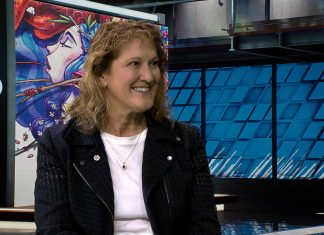 Carol Hess, HP Vice President, WW Workstation Product Management & Go-to-Market in StudioXperience during a live Waskul.TV interview during the 2018 NAB Show
