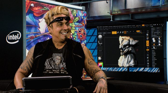 Gear Duran in the StudioXperience talks about his experience with the HP ZBook X2