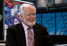 Canon's Larry Thorpe on Waskul.TV talking about the new Canon EOS C700 FF digital cinema camera, a range of new Canon lenses and HDR displays in the StudioXperience Broadcast Studio