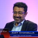 Reliance Games CEO Amit Khanduja on game development during a live StudioXperience interview on Waskul.TV from GDC 2016