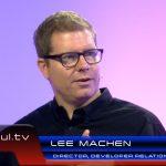 Intel Director of Developer Relations Lee Machen at GDC 2016 during this Waskul.TV interview