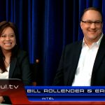 Intel Director of Marketing Bill Rollender and Erin Jiang on how Intel is enabling content creation and delivery during a Waskul.TV StudioXperience interview