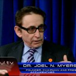 AccuWeather Founder, Chairman and President Joel N. Myers talks about his experiences in the weather prediction industry and where the technology is today during a StudioXperience interview on Waskul.TV