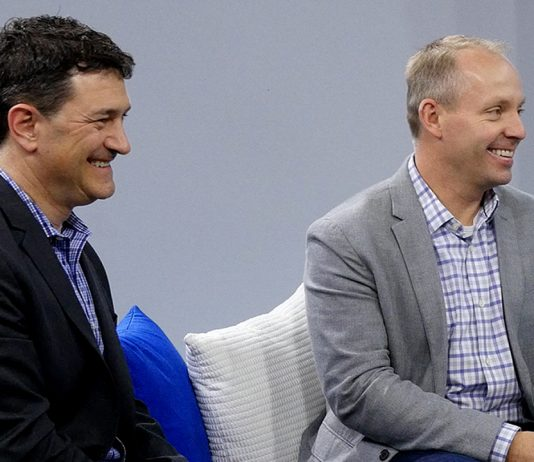 HP VP, Head of Product Management for HP Z Workstations Josh Peterson and AMD GM of Radeon Pro, Ogi Brkic join Steve Waskul in the StudioXperience Broadcast Studio at the 2017 NAB Show to talk about how HP Z Workstations with AMD Radeon™ Pro GPUs can empower a wide range of users including creative professionals
